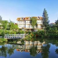 Dalat Terrasse Des Roses Villa, отель в Далате