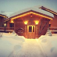 Chalet Alpina Hotel & Apartments, hotel in La Thuile