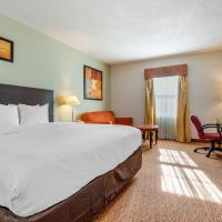 Quality Inn Sarnia, hotel near Sarnia Chris Hadfield Airport - YZR, Sarnia