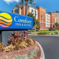 Comfort Inn & Suites Near Universal Orlando Resort-Convention Ctr, hotel en Orlando