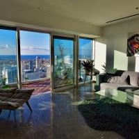 TOP 40 Floor!! Luxury on the TOP of Tel Aviv