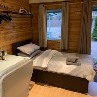 Southernwood - Garden Lodge 6