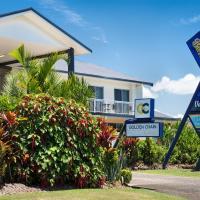Barrier Reef Motel Innisfail, hotel em Innisfail
