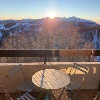 Studio Valberg Alpen Parc