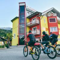 Pogöriacherhof, hotel en Latschach ober dem Faakersee