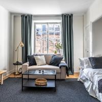 Vibrant apartment in Stockholm's coolest area