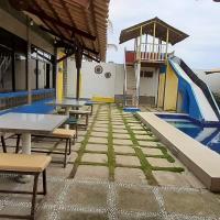Prainha Apart-Hotel, hôtel à Baía da Traição