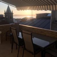 Galea. Piso céntrico y luminoso con terraza