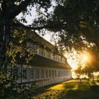 Hof Norderlück - Das Ostseehotel unter Reet, viešbutis mieste Steinberg