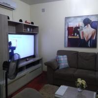 Alugo Apartamento expodireto 2020 VICTOR GRAEFF-RS, hotel in Barrinha