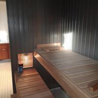 Home away from Home with sauna