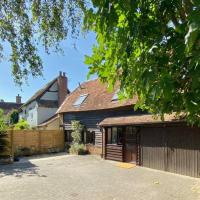 17th century barn in Thame, medieval market town