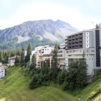 Hotel Cristallo, hotel in Arosa