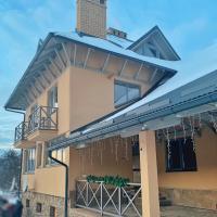 M.A.K.home, hotel in Vyshka
