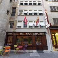 Hotel St. Gervais, hótel í Genf