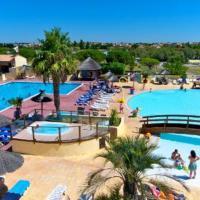 camping 4 étoiles le lac des rêves, hotel in Pérols
