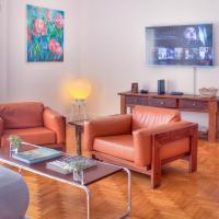 Exclusivo departamento tipo casa, sobre Libertador en Vicente López