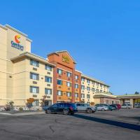 Comfort Inn & Suites I-90 City Center, hotel in Coeur d'Alene