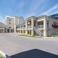 Econo Lodge Inn & Suites University, hotel v destinaci Calgary