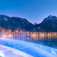 Das König Ludwig Wellness & SPA Resort Allgäu, Hotel in Schwangau