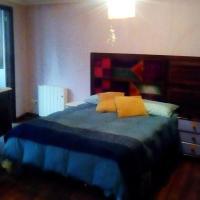 Habitación con baño en casco histórico, hotel en Betanzos
