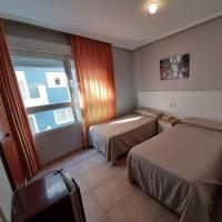 Central, hotel en Torrevieja
