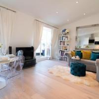 Modern Luxury Notting Hill Penthouse 1 bedroom balcony quiet top spec