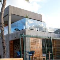 Casa entre rio e mar, hotel in Marechal Deodoro
