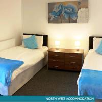 Irvine Contractor Accommodation, hotel in Leigh