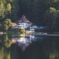 Fregata – hotel w Zagórzu Śląskim