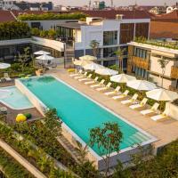 The Aviary Hotel, hotel em Siem Reap