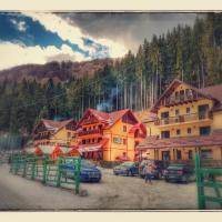 Pensiunea Valea Cascadelor, hotel in Rucăr