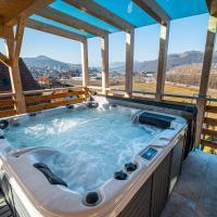 Three Bedroom Apartment Ana with hot tub