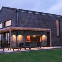 Gud Jard Chalet Nr 11 - Wohngesundes Design-Ferienhaus