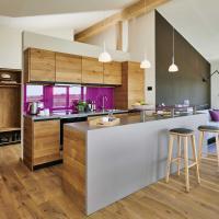 Gud Jard Lodge Nr 10 - Wohngesundes Design-Ferienhaus
