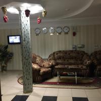 Kaskad Inn, отель в городе Khadyzhensk