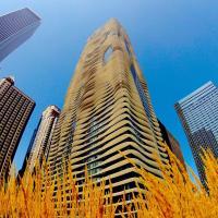 Radisson Blu Aqua Hotel Chicago, hotel v Chicagu