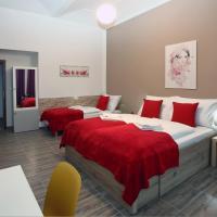 Smeralova apartments 102B