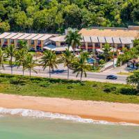 Quinta do Sol Praia Hotel, hotel in Porto Seguro
