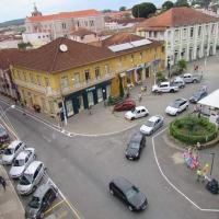 Hotel Bandeirante, hotel in Oliveira