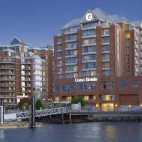 Coast Victoria Hotel & Marina by APA, hotel em Victoria