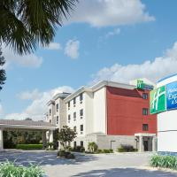 Holiday Inn Express Hotel & Suites Pensacola-West Navy Base, hotell i Pensacola