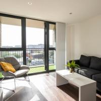 luxury Cosy 2Bed Apt, Arndale, Northern Qtr, MENA
