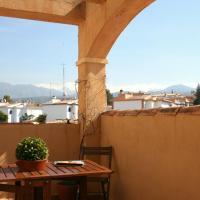 Ático con vistas con WIFI, hotel en La Zubia