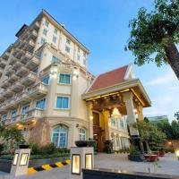 Classy Hotel, hotel in Battambang