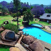 Natal Spa Self Catering and Timeshare Resort, hotel in Paulpietersburg