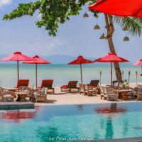 la plage resort & beach club, hotel in Ban Tai