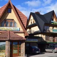 Willa Babia Góra – hotel w Zawoi