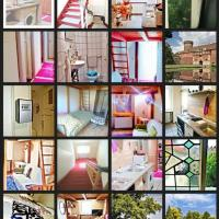Berlin Lovely room for 4 Tourists near Olympiastadion, Tegel and Messe