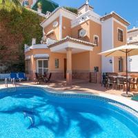 Nerja villas sea views with private pool and terrace - Tamango Canovas